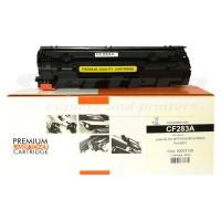 Toner Compatible CF283A Negro