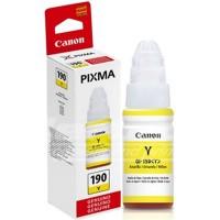 Tinta Original Canon GI-190Y Amarillo