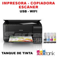 Multifuncional Tinta Epson Color EcoTank L3150