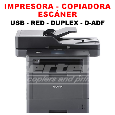 Multifuncional Brother DCP-L5650dn