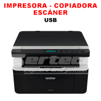Multifuncional Láser Brother DCP-1602