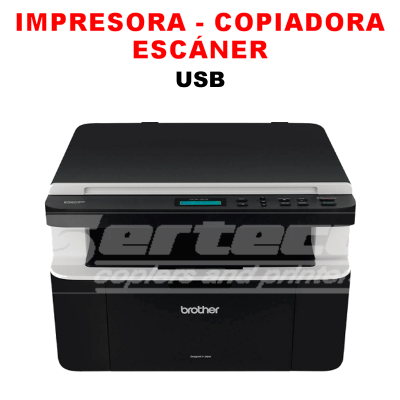 Multifuncional Brother DCP-1602