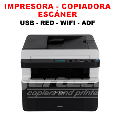 Multifuncional Brother DCP-1617NW