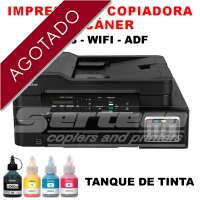 Multifuncional Tinta Brother Color DCP-T710W