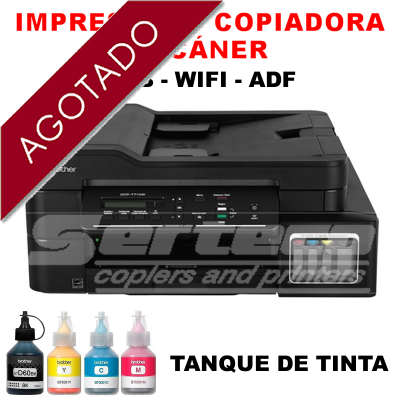 Multifuncional Brother DCP-T710W