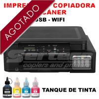 Multifuncional Tinta Brother Color DCP-T510W