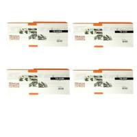 Pack Toner Color Compatible TN-210 BK/C/M/Y
