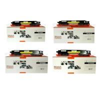 Pack Toner Color Compatible 130A BK/C/M/Y